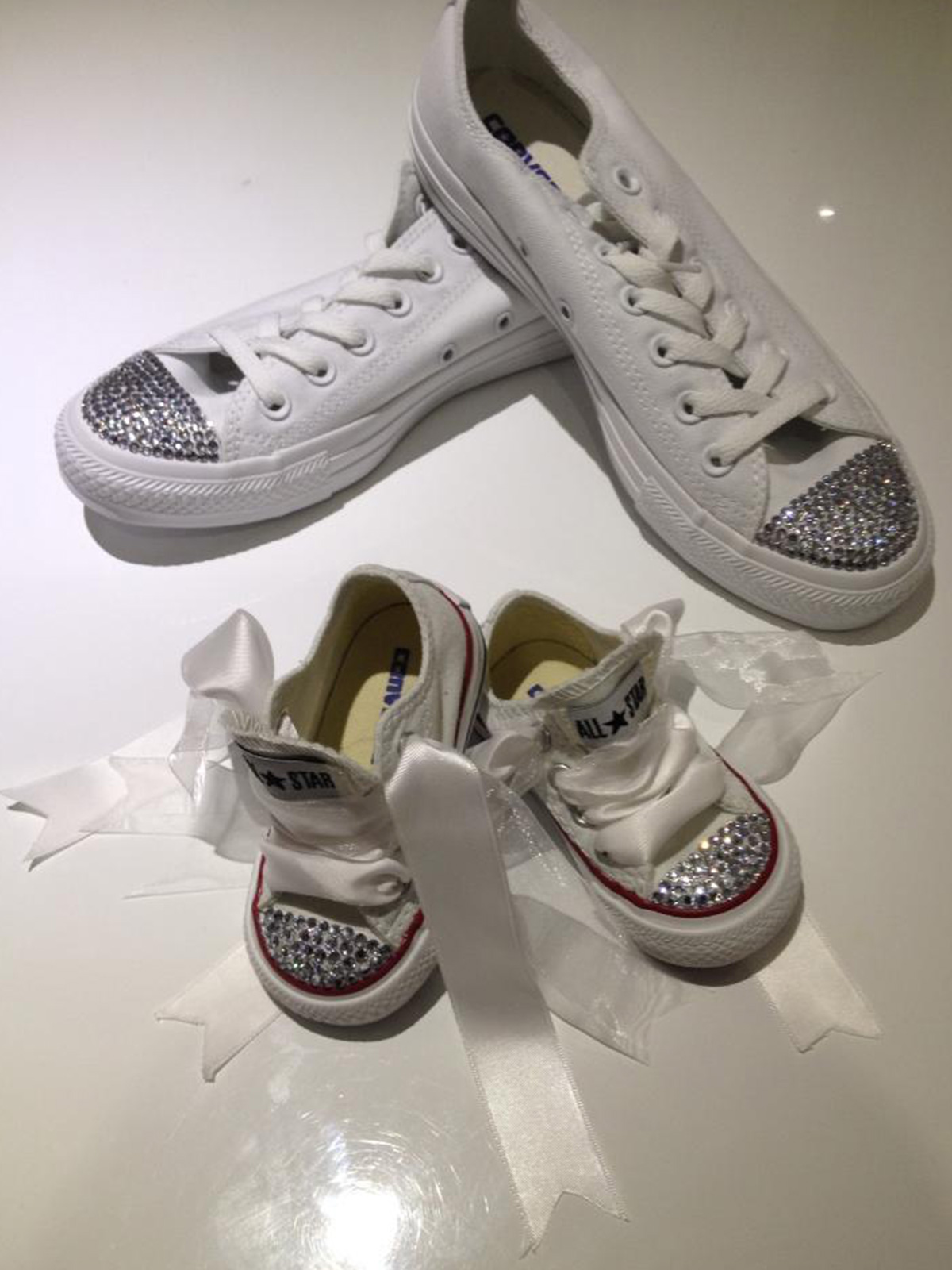 Bling Your Converse !
